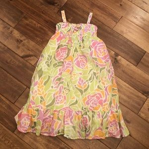 Old Navy maxi floral dress